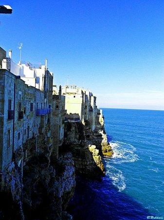 La Torretta sul Mare: Vista dalla Suite Alta Marea