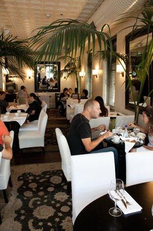 Hotel Montefiore: Dinner