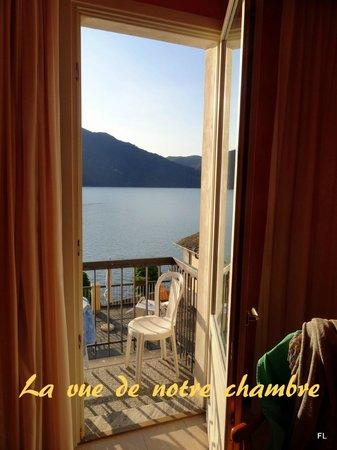 Hotel Il Portico: vue de notre chambre