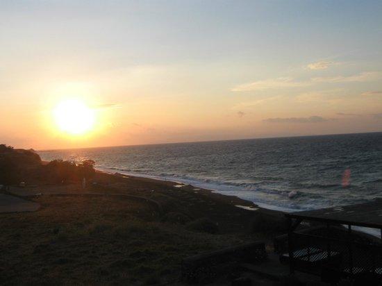 Ramni House: sunset