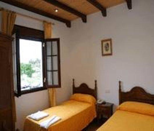 Hotel Restaurante Calderon: habitación doble