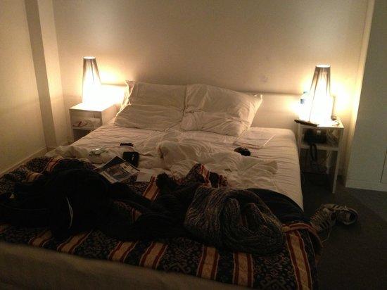 Acostar Hotel: La nostra stanza