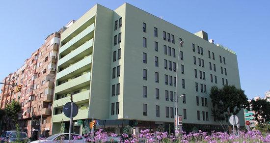 Apartamentos Aura Park Sud: Fachada Aura Park