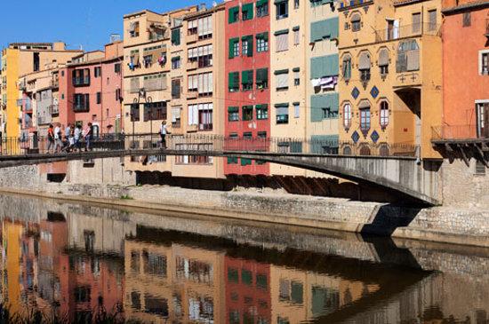 Girona, España: Rivière Onyar
