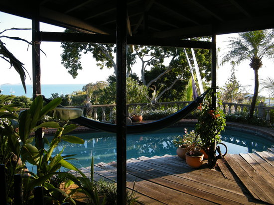Whitsunday Moorings Bed and Breakfast: swimming pool