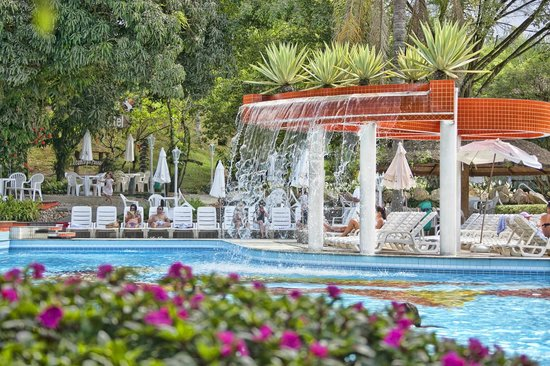 Fazzenda Park Hotel: Piscinas