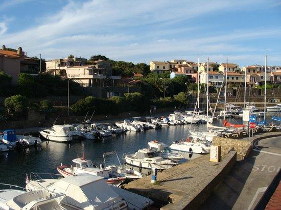 La Vela Latina: A terrace with a view! Stintino Marina