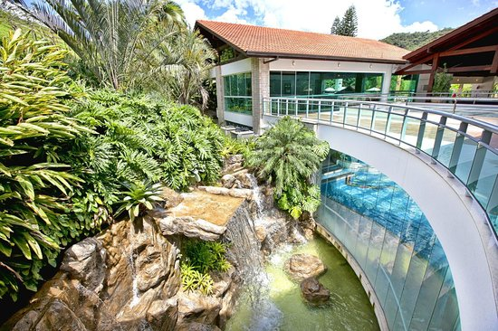 Fazzenda Park Hotel: Complexo de Piscinas Aquecidas