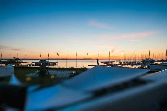 Strand Hotell Borgholm: view