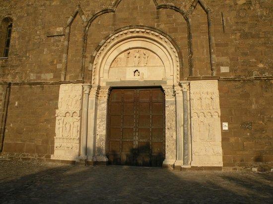 Fossacesia, Italië: ingresso principale