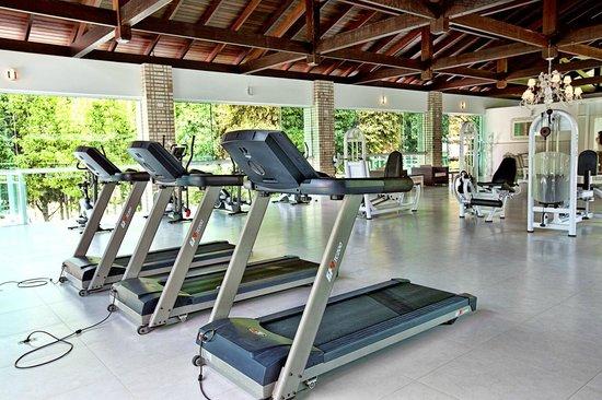 Fazzenda Park Hotel: fitness