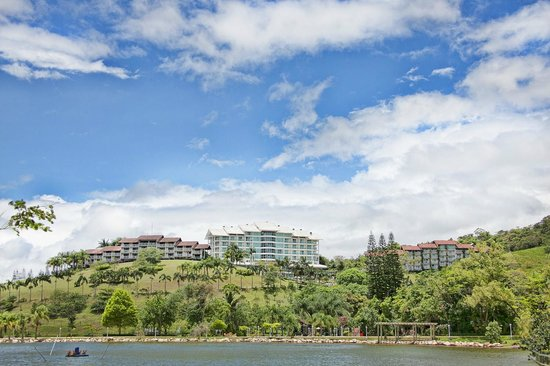 Fazzenda Park Hotel: Estrutura
