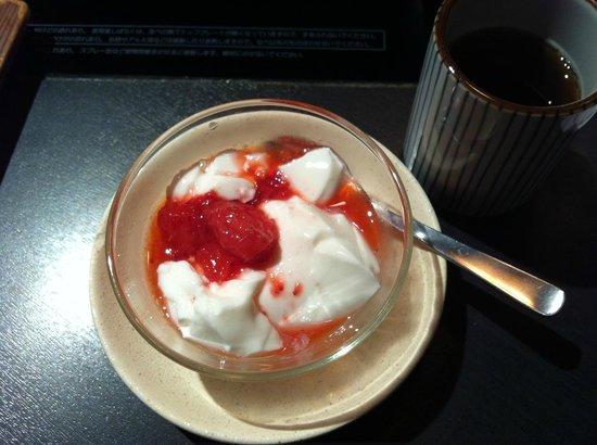 Shabushabu Onyasai Hachiojiten: Onyasai Berry Annin Dofu