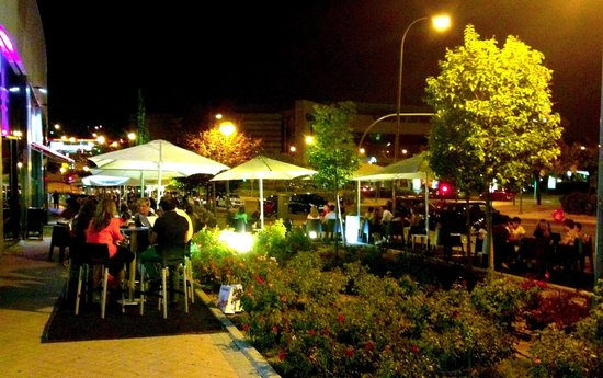 Terraza Kialma Picture Of Kialma Madrid Tripadvisor