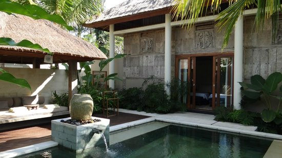 The Purist Villas and Spa: Hill Villa Pool 2
