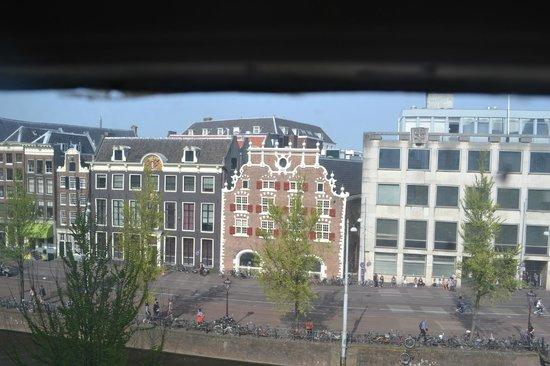 Hotel Agora: Vista dalla camera