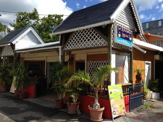 La Rougaille Creole: Семейный ресторанчик креольской кухни