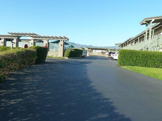 Cavalier Oceanfront Resort: Best Western San Simeon