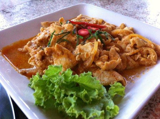 may's kitchen: Penang chicken