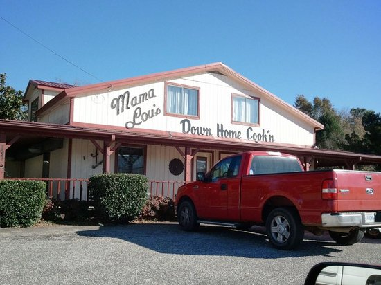 Mama Lou's Restaurant: Mama Lou's Nightmare Cafe, in Robertsdale.