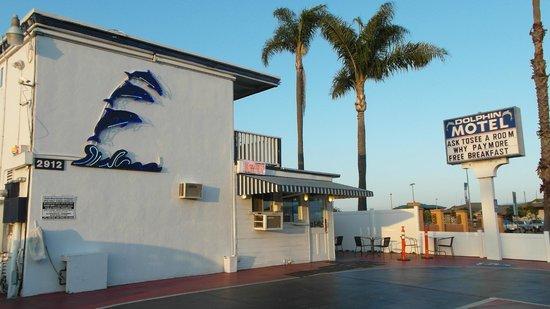 Dolphin Motel: Motel