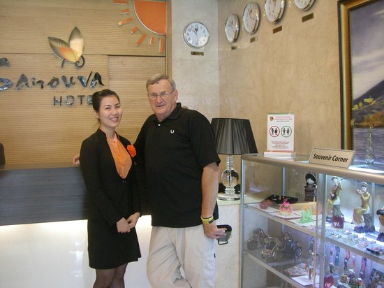 Sanouva Saigon Hotel: Staff - The personal touch