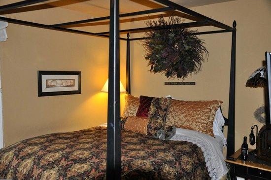 Historic Davy House B&B Inn: Die liebevoll verschiedenartig eingerichteten Zimmer