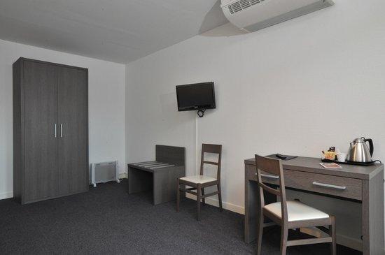 Hôtel balladins Dijon / Marsannay : Chambre quadruple
