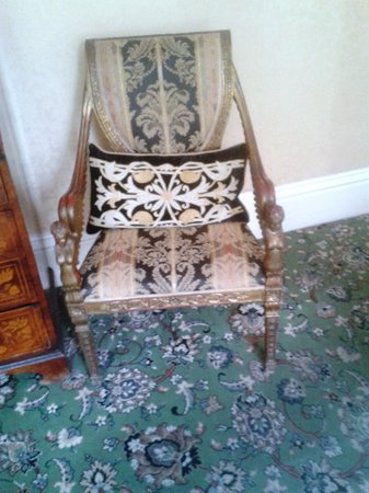 The White House: Egyptian Chair