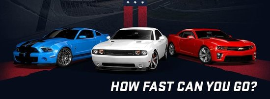 Richard Petty Driving Experience : Which car reigns King of American muscle?