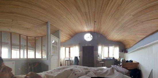 Mi Palafito Apart & Suite : pieza extra large