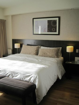 Urban Suites Recoleta Boutique Hotel: Quarto