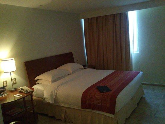 Hyatt Regency Villahermosa: letto
