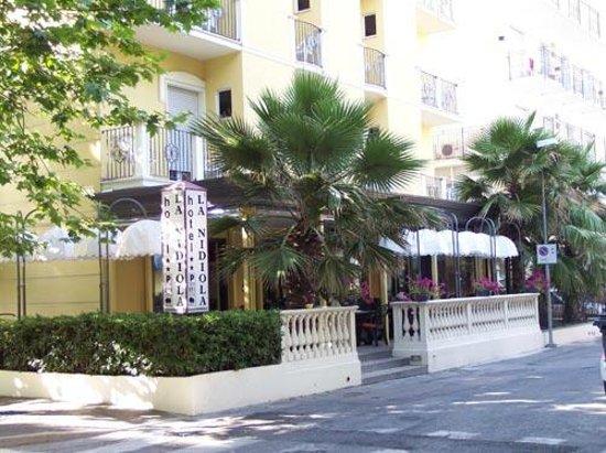 Hotel La Nidiola : Esterno