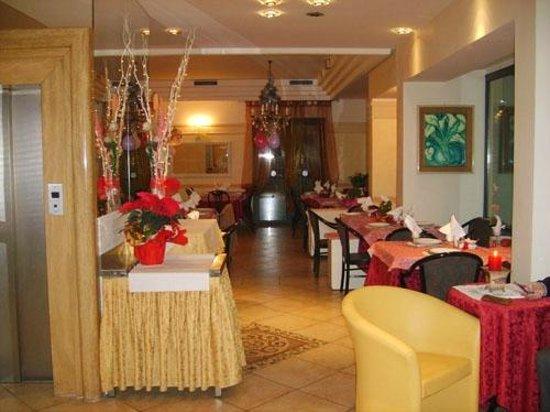 Hotel La Nidiola : Ristorante