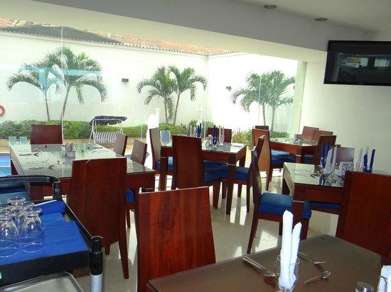 Atlantis Plaza Hotel: restaurante