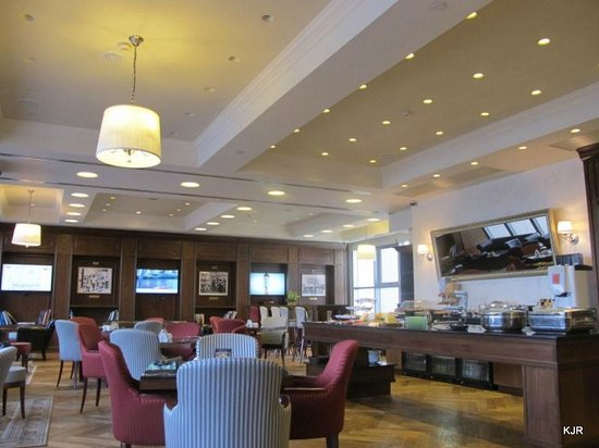 Kfar Maccabiah Hotel & Suites: Business Lounge