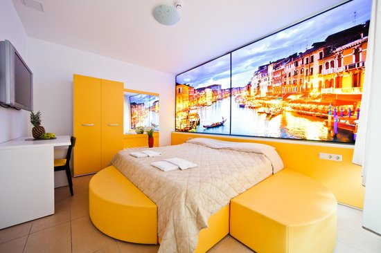 "Motel Autosole : Double Room with Sauna ""Venezia"""