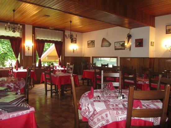 Hotel Bellevue : Salle à Manger