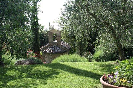 Villa Cicolina : La capilla del hotel