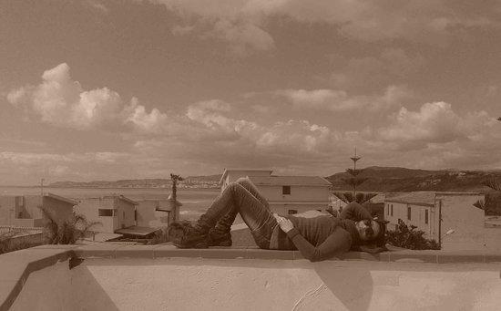 San Leone, Ιταλία: dal terrazzo
