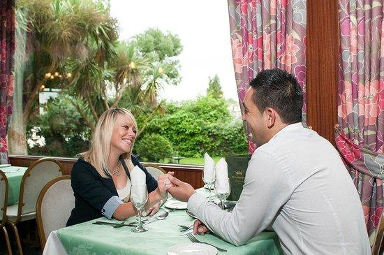 Templestowe Hotel: Restaurant and Gardens