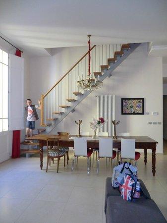 Très agréable maison d'hôtes : CASA ILARIA !