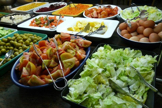 Food Picture Of Gran Hotel Bali Grupo Bali Benidorm Tripadvisor