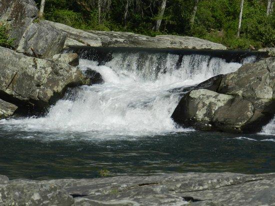 Linville Gorge: Falls 1b