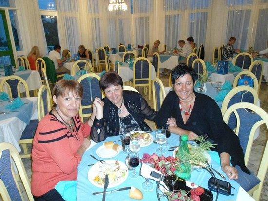 Nahrawess Hotel : Salle à manger