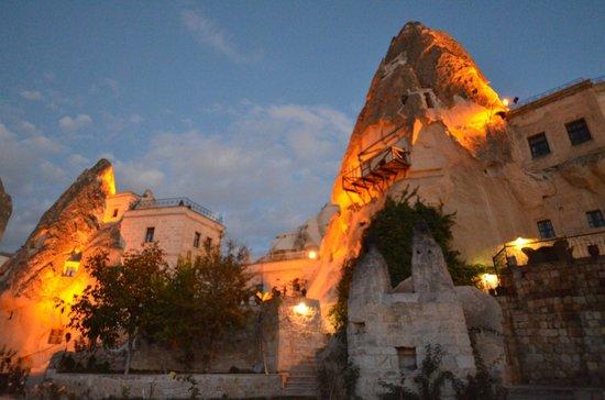 Cappadocia Cave Suites: Wiev