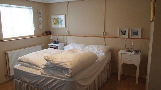 Акранес, Исландия: La chambre