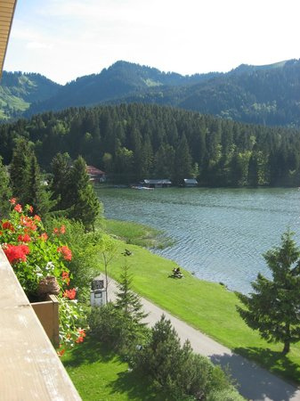Arabella Alpenhotel am Spitzingsee : spitzingsee.. what a marvelous little lake