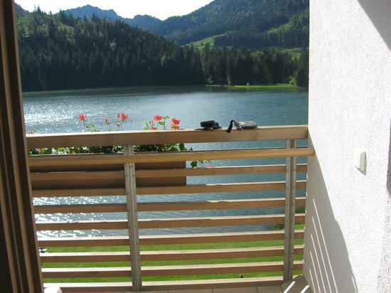 Arabella Alpenhotel am Spitzingsee : wake up to this